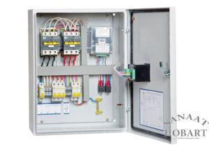 ATS control board
