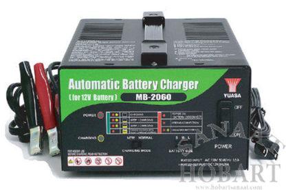 شارژر باتری اتوماتیک